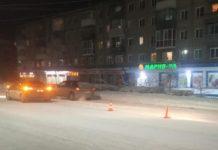ДТП Белово, на Октябрьской сбили пешехода, 10 февраля 2020 г