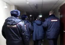 Дебошир в поезде, Белово, 2020-02-19