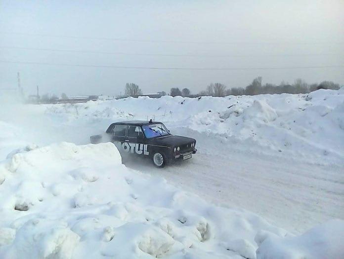 Беловчане завоевали призовые места в автогонках «Битва за февраль», г. Бийск, 23 февраля 2020 г