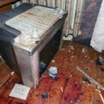 Житель Киселевска убил телевизором свою бывшую девушку