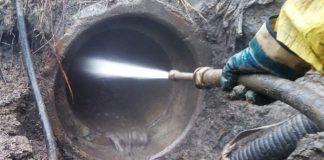 Чистка водопропускных труб