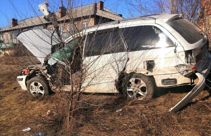 В Белове 14-летняя школьница устроила ДТП с пострадавшими, 12 апреля 2020 г