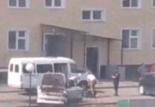 Беловчанин под наркотиками заживо сгорел в машине, Грамотеино, 29 апреля 2020 г
