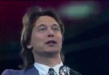 Илон Маск спел гимн российской космонавтики «Земля в иллюминаторе»
