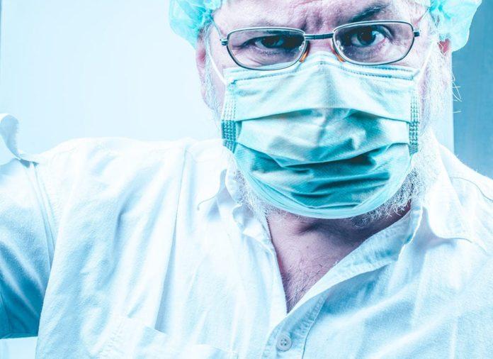 Коронавирус, COVID-19, 2019-nCoV, врач