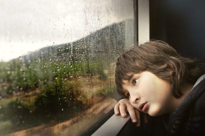 Погода, дождь, грусть, девушка