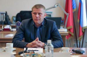 Алексей Курносов, глава Беловского городского округа
