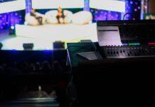 Ток-шоу, студия, ТВ, телевидение