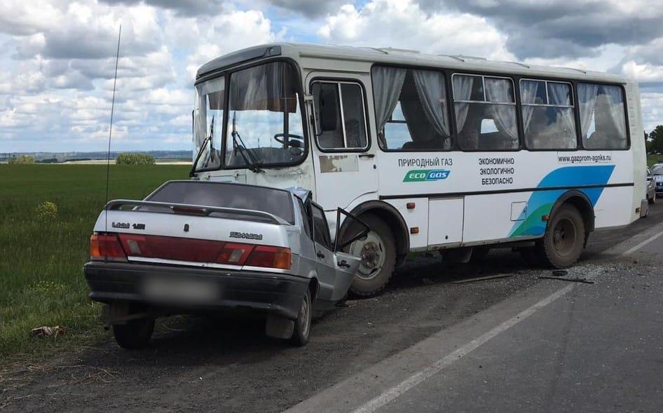 ДТП Белово - Инской, 6 июня 2020 г