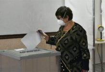 Голосование за поправки в Конституцию, Белово, 25 июня 2020 г