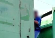 Пьяный новосибирец приехал в Кузбасс в вагоне с углем