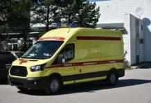 Новый реанимобиль поступил на станцию скорой помощи в Белово