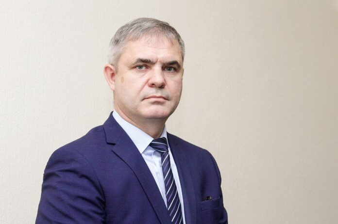 Андрей Ариткулов, министр сельского хозяйства Кемеровской области