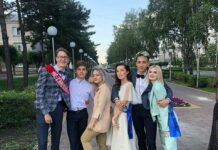 Выпускной в Белово, 1 августа 2020 г