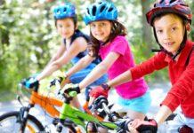 велосипед, дети, экипировка