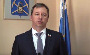 Соловьев Андрей Геннадьевич, председатель Беловского городского Совета народных депутатов