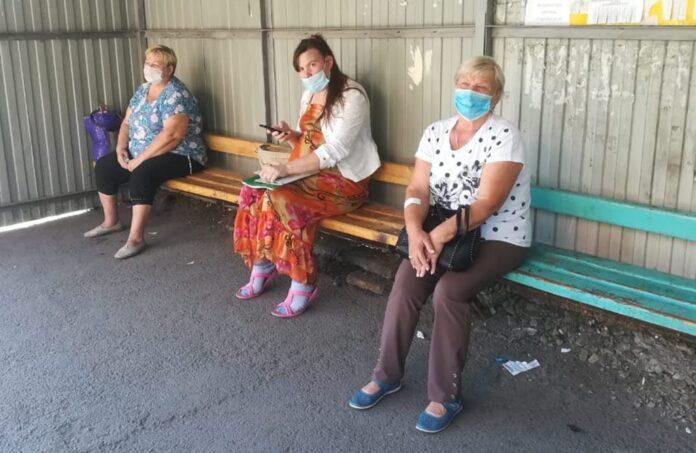 В Белове продолжаются рейды по соблюдению масочного режима