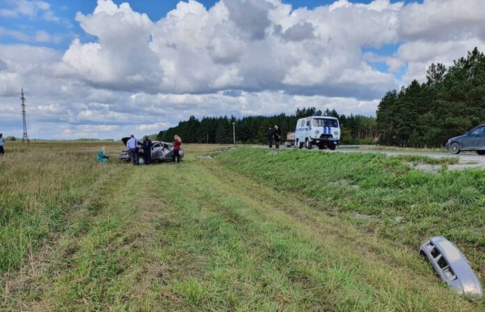 ДТП Белово. Один человек погиб и двое пострадали в ДТП в Беловском районе, 26 августа 2020 г