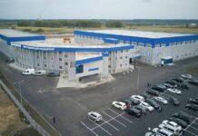 Открытие центра технической поддержки БелАЗ в Белово, 25 августа 2020 г