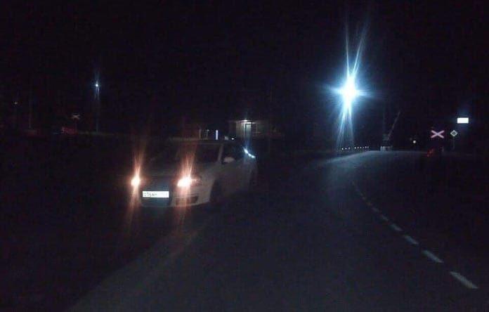 ДТП в Белово, 5 сентября 2020 г, пострадал пешеход