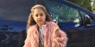 Беловчанка Ульяна Тарасенко взяла приз зрительских симпатий в онлайн-конкурсе «Театр-школа «Ералаш»