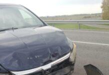 ДТП Белово, в аварии пострадал 10-месячный малыш
