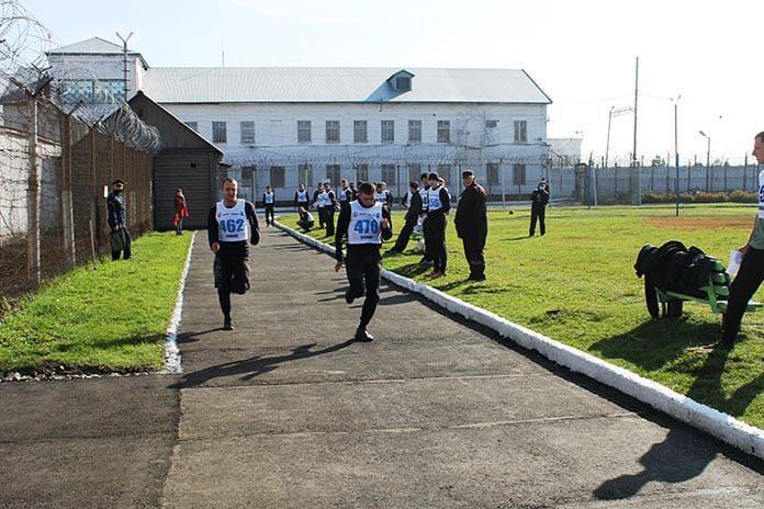 В Белове осужденные исправительной колонии №44 сдали нормы ГТО