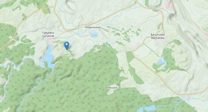 Землетрясение, Бачатский, 9 октября 2020, 17:08