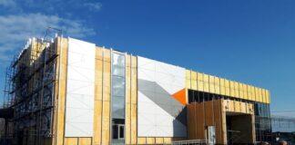 Строительство нового автовокзала в Белово
