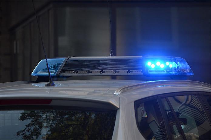 Полиция, автомобиль, машина