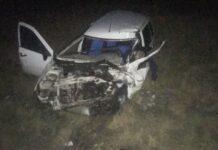 На гурьевской дороге в ДТП погиб человек, 25 октября 2020 г
