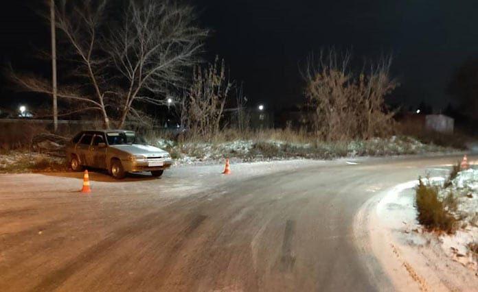 ДТП произошло 24 октября в Белово в 3 микрорайоне в районе дома №1