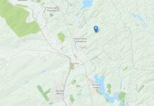 Землетрясение в Белово, 15 ноября 2020 г, 21:31