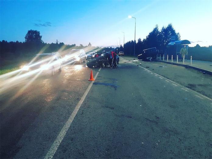 ДТП Белово, 2020 г, пьянство за рулем