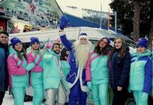 1 декабря праздничный фургон регионального проекта «Кузбасс – время новогодних чудес» сделает остановку в Белово