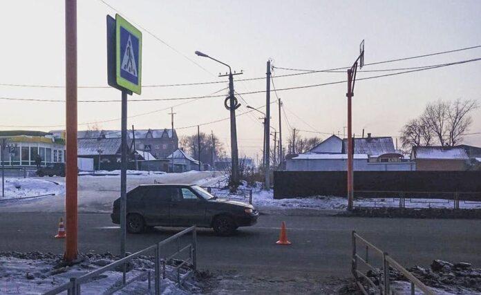 ДТП Белово. На переходе сбили женщину, 30 ноября 2020 г