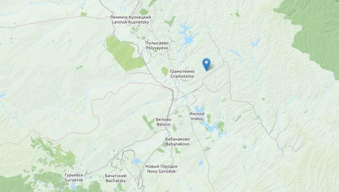 Землетрясение в Белово, 1 декабря 2020 г