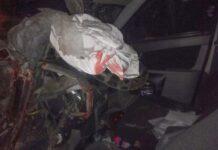 ДТП Белово на объездной дороге, погибла 25-летняя девушка, 4 декабря 2020 г