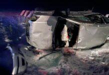 ДТП Белово. Женщина погибла по вине пьяного водителя в ДТП на объездной дороге, 9 декабря 2020 г