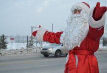 Дед Мороз, Белово