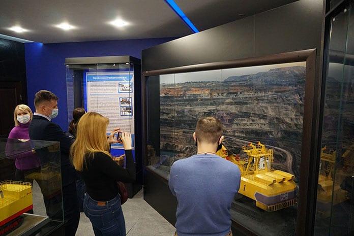Кузбассразрезуголь, промышленный туризм на Кедровский разрез