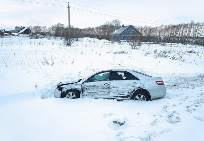 ДТП Белово, в Вишневке столкнулись две легковушки