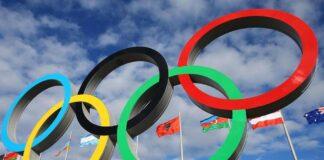 Олимпиада, олимпийские кольца