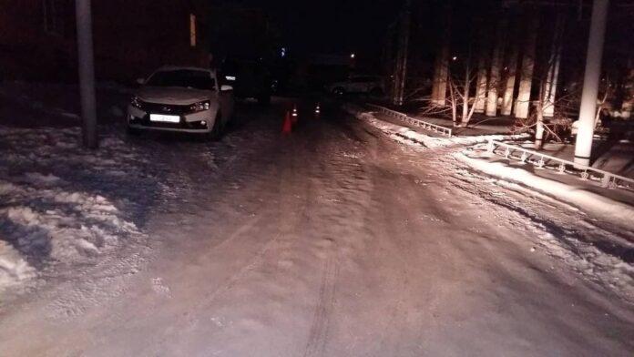 В Белово в ДТП пострадал пешеход