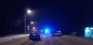 ДТП Белово. Автоавария произошла 15 января на автодороге «Белово-Новый городок»
