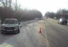 ДТП на автодороге «Белово-Новый городок»