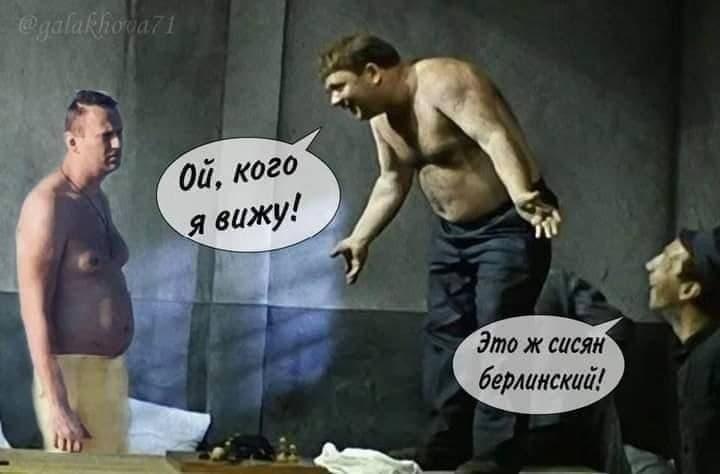 Навальный арестован ипомещен вСИЗО «Матросская тишина». Ой, кого я вижу. Это ж сисян берлинский
