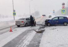 ДТП Белово, 26 января 2021 г