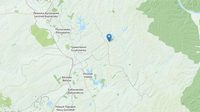 Белово, землетрясение, Беловский район, 15 февраля 2021 г
