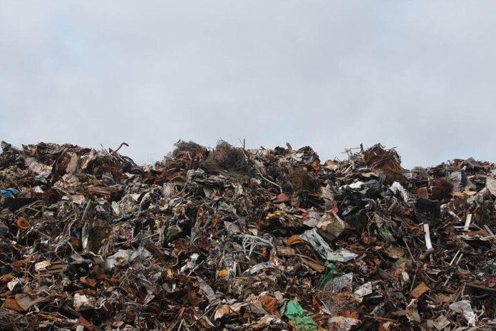 Свалка, мусорный полигон